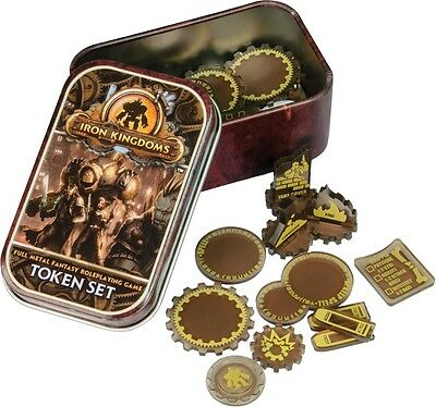 Privateer Press - Iron Kingdoms RPG: Token Set  PIP91071