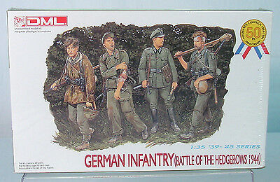 1/35~German Infantry Battle of the Hedgerows~ 39-45 Series~DRAGON Infantry Model
