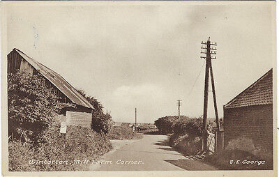 WINTERTON-ON-SEA (Norfolk) : Mill Farm Corner -GEORGE