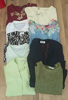 Small Bundle of women's clothes size 14 9 items