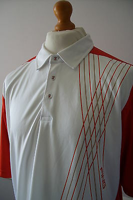 Xl Mens Official Ping Golf Polo Shirt