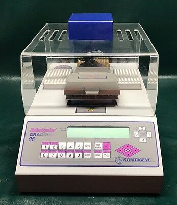 Stratagene RoboCycler Gradient 96 Thermal Cycler Hot Top Lid