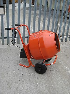 cement mixer 240v BRAND NEW
