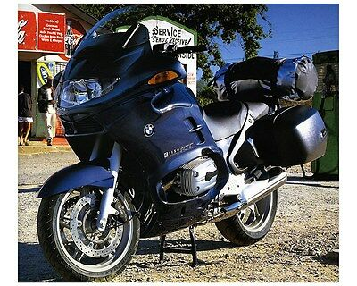 2004 BMW R1150RT Motorcycle Factory Photo ca7198