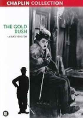 CHAPLIN, CHARLIE-Gold rush -  DVD NEW