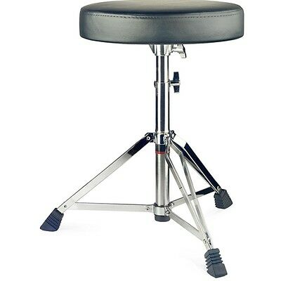 Stagg DT-32 Double Braced Drum Stool - Chrome