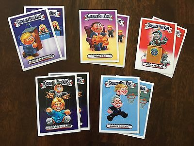 Garbage Pail Kids Super Tuesday Topps.com Online Exclusive Set - Only 465 Made