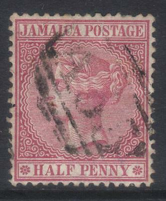JAMAICA 1870-1883 CROWN CC SG7a USED