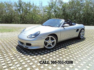 1999 Porsche Boxster Aero Pkg Led lights New top DVD 911 wheels 40k mi 1999 Porsche Boxster Aero Pkg Led lights New top DVD 911 wheels 40k mi