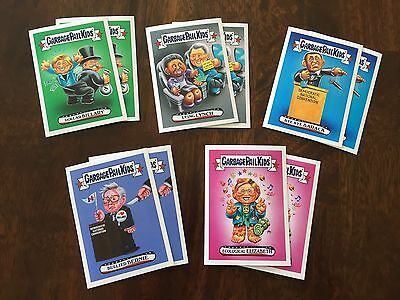 Garbage Pail Kids Democratic National Convention Topps.com Online Set - 283 Made