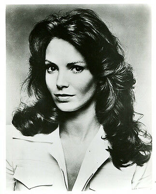 JACLYN SMITH charlie's ANGELS photo lab 8x10 STILL