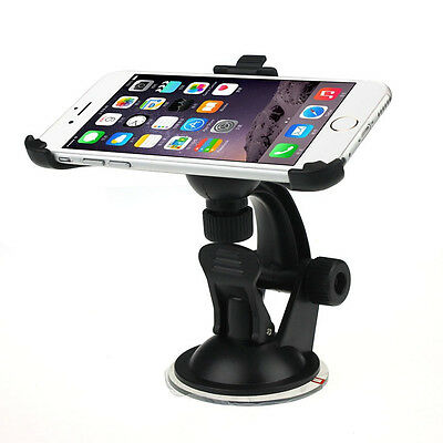Car Accessory Suction Mount Holder Stand Cradle For iphone6 Plus 5.5Inch