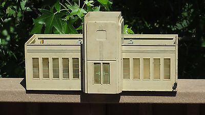 American Flyer Talking Union Station w/ Record S Scale Gauge