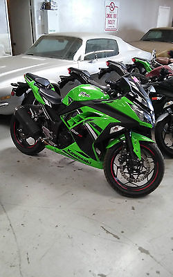 2014 Kawasaki Ninja  2014 Kawasaki Ninja EX300 Runs Good!  Low Miles!