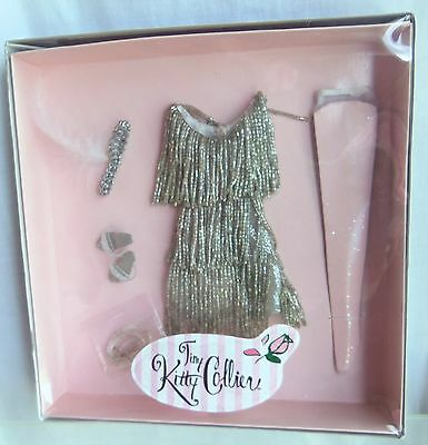 """Tiny Kitty Collier 10"""" DROP DEAD GORGEOUS 2004 Convention Outfit MIB, Tonner"""