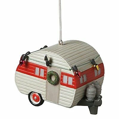 Camper Trailer Ornament by Midwest-CBK New