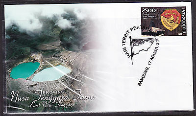 Indonesia 2009 Nusa Tenggara Timur Province  First Day Cover