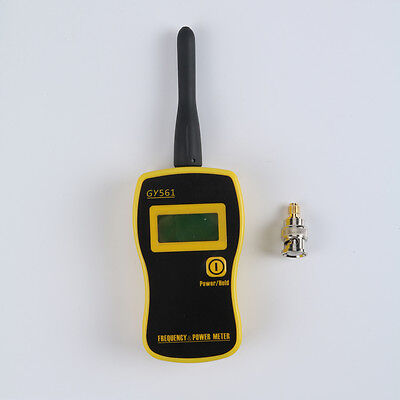 GY561+ Mini Handheld Frequency Counter Meter Power Measuring for Two-way Radio