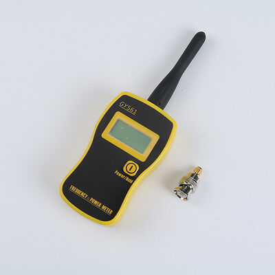 GY561 Digital Mini Handheld Frequency Counter Tester Detector for 2-way Radio