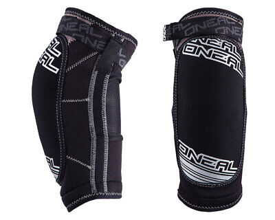 Oneal DIRT Ellenbogenschützer RL grau MTB Downhill MX Enduro Elbow Guards Gr. XL
