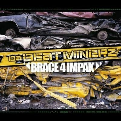 "Da Beatminerz - Brace 4 Impak LP [ 2 X 12"" Hip Hop Rap Album LP Record Vinyl ]"