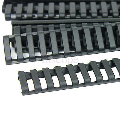 1PC x Rubber Cover Protector for 20mm Picatinny rail/MIL-STD-1913/STANAG 2324