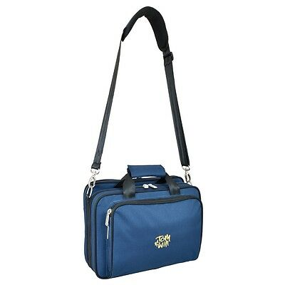 Tom and Will 36CL Clarinet Hard Case - Blue