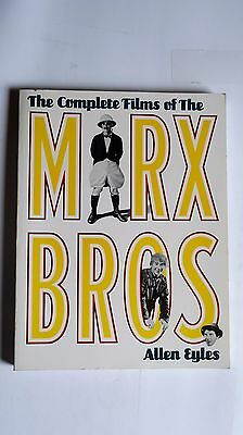 19/3/41 The Complete Films of the Marx Brothers 1992 by Allen Eyles