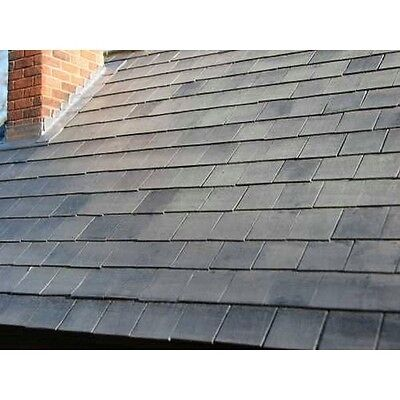 Dolls House Roof Tiles / Slate Strips x12