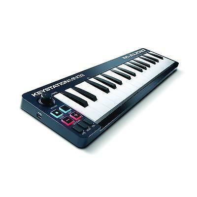 M-Audio Keystation Mini 32 MKII USB Controller with FREE Software (2015 Edition)