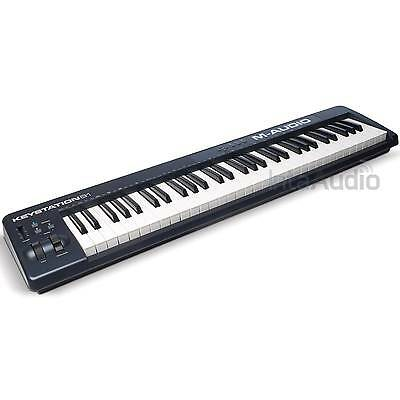 M Audio Keystation 61 MIDI Controller MKII