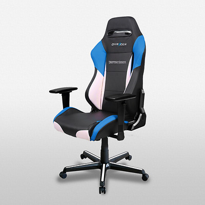 DXRACER Office Chair OH/DM61/NWB Gaming Chair Ergonomic Desk Computer Chair