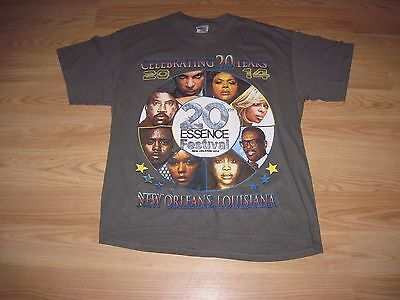 2014 Essence Festival New Orleans Prince Rogers Nelson Concert Shirt/Free Ship