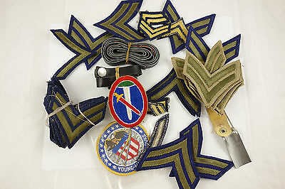 Lot of Vintage Vintage Military Navy Air force ? Patches