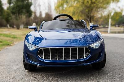 Maserati Style Kids 12v Battery Electric Ride on Jeep Car with Remote MP3