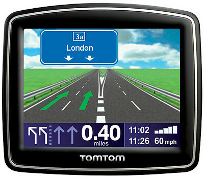 Gps Tomtom One Carte France + Europe 42 Pays / Radars A Jour