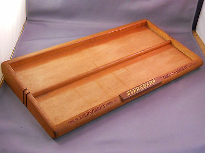 Eversharp Vintage  Pen Tray--13 by 7---holds 4 set boxes