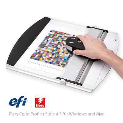 Fiery Color Profiler Suite 4.9 EFI ES-2000 / x-rite i1 pro 2 3.500 € wie Publish