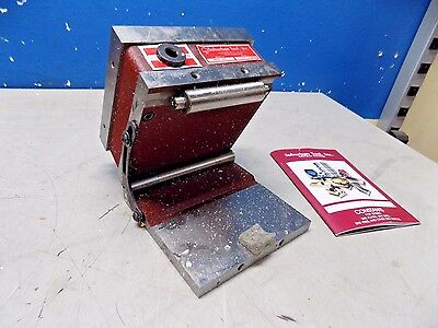 Suburban Tool Sine Plate and Magnetic Chuck Combo Hi Standard Pole Steel MSP66
