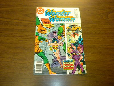 WONDER WOMAN #276 DC Comics 1981 nice!