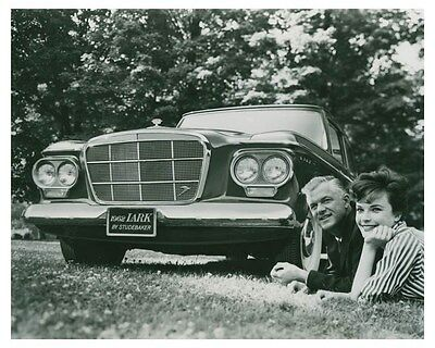 1962 Studebaker Lark Automobile Factory Photo ch4605