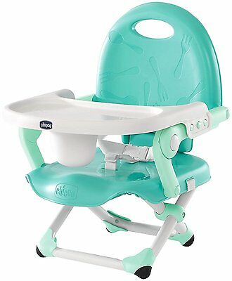 Chicco Pocket Snack Booster Seat, Modmint