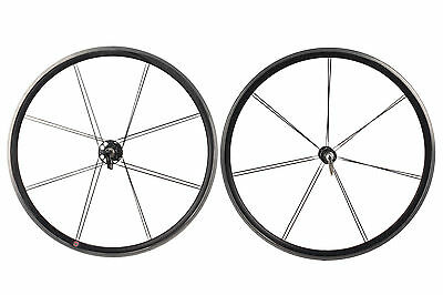 Rolf Aluminum Clincher Road Bike Wheel Set 700c 10 Speed Shimano Alloy