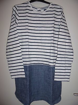 Robe In Extenso 10 Ans Portee Une Fois Marin Et Jeans