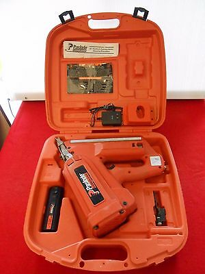 Paslode Cordless 30 Degree Framing Nailer 900420 Tested, Cleaned Works Great!!!!