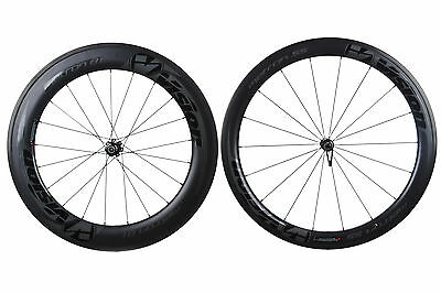 Vision Metron 55/81 Road Bike Wheel Set 700c Carbon Clincher Shimano 11 Speed