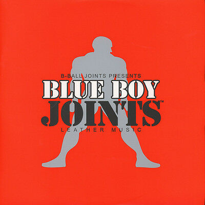 B-Ball Joints - Blue Boy Joints (Vinyl LP - 2017 - EU - Original)