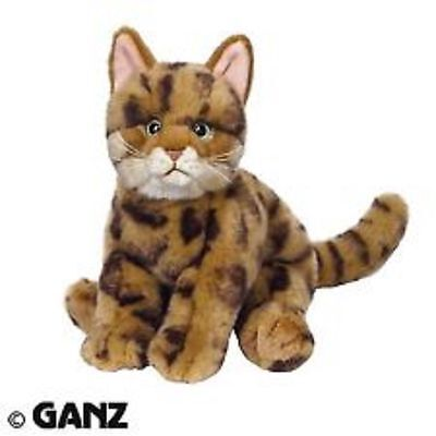 Webkinz Signature Bengal Cat - Wks1065 - New With Tag/code