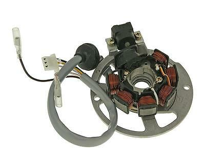 Alternator Ignition for Scooter with Minarelli horizontal engines to Built 2002