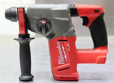 Milwaukee M18 FUEL18-Volt Lithium-Ion Brushless 1 in 25mm SDS-Plus Rotary Hammer